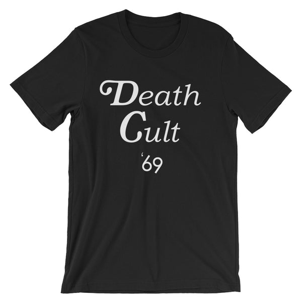 Death Cult 69 // Black // Tee