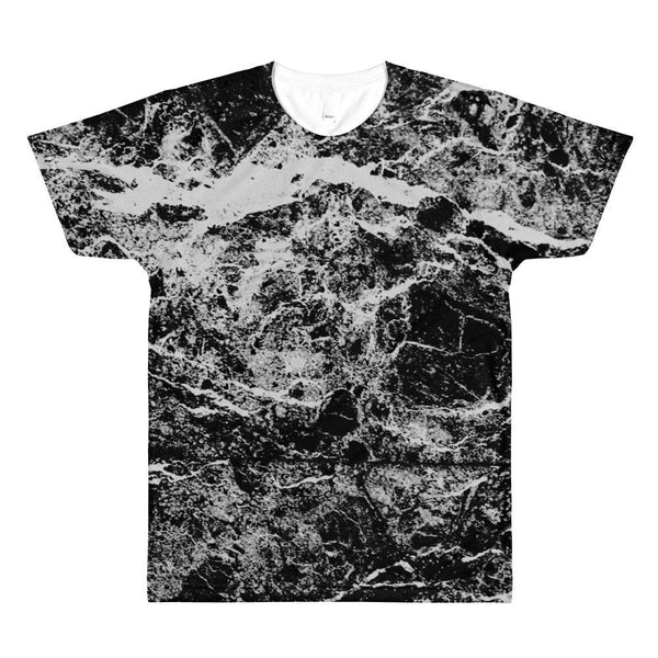 Marble // All-Over Printed T-Shirt