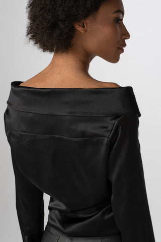 Deborah Blouse, Black