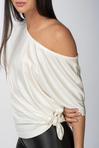 Quiereme Top, Ivory