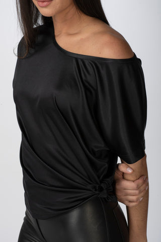 Quiereme Top, Black