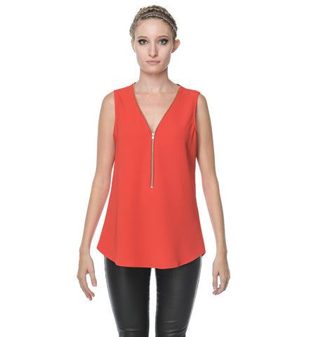 Double Zipper Bahia TOP