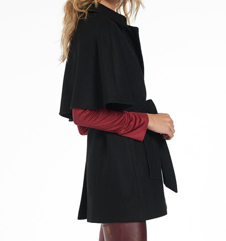Varon Wool Cape