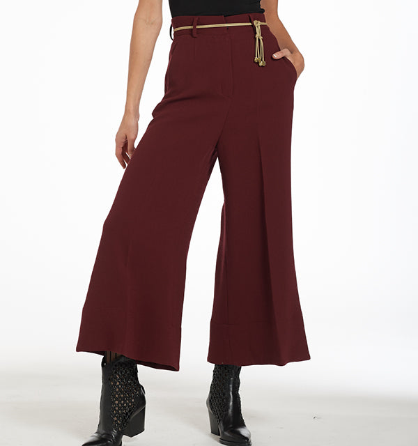 Varon Wide-Leg Pants