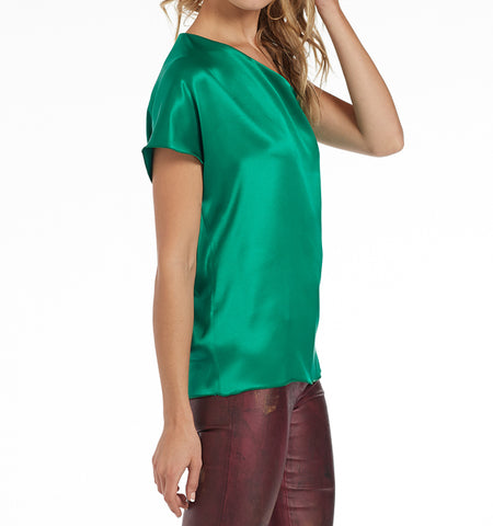 Varon Asymmetrical Blouse