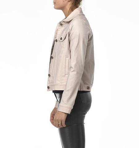 BA Waxed Jacket, Blush