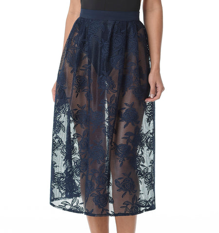 Rafe Lace Skirt