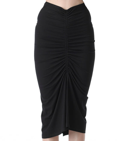 Hula Rugged Pencil Skirt