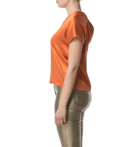 Trazos Asymmetrical Top