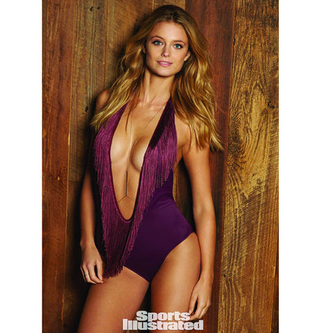 Sports Illustrated Swim 2015 - Fringe One Piece