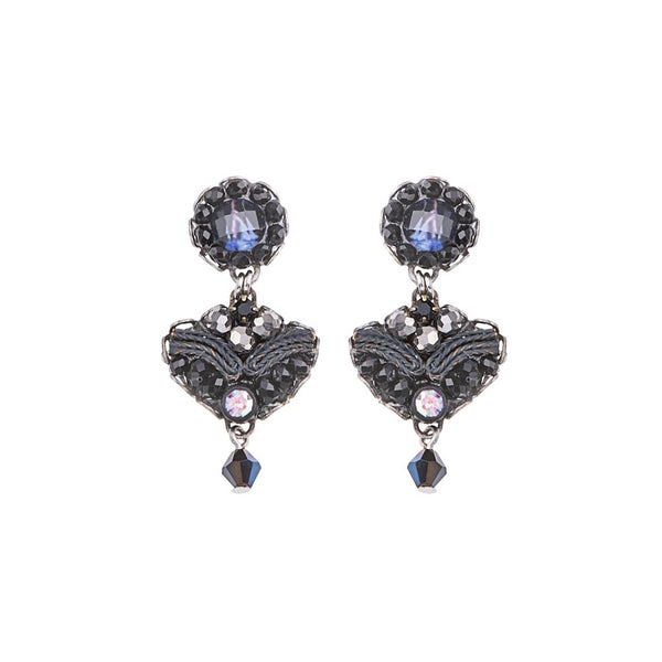 Ayala Bar Earrings - Ethereal Spirit Bluebird