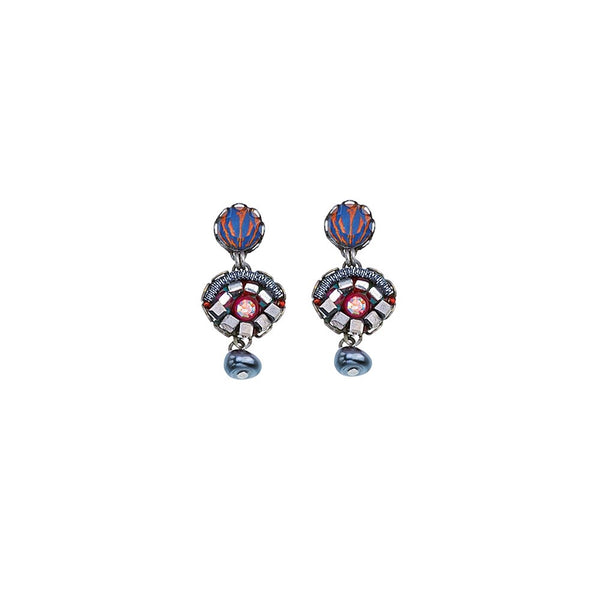 Coral Reef - Sofia Earrings C1080