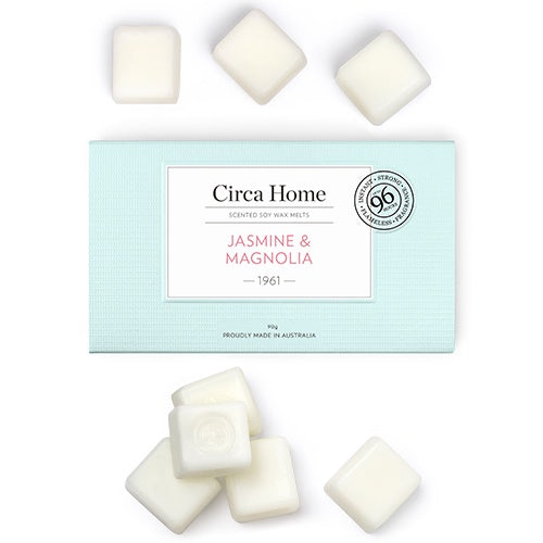 Circa Home Soy Wax Melts - Jasmine & Magnolia