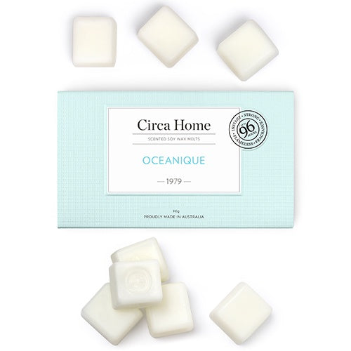Circa Home Soy Wax Melts - Oceanique