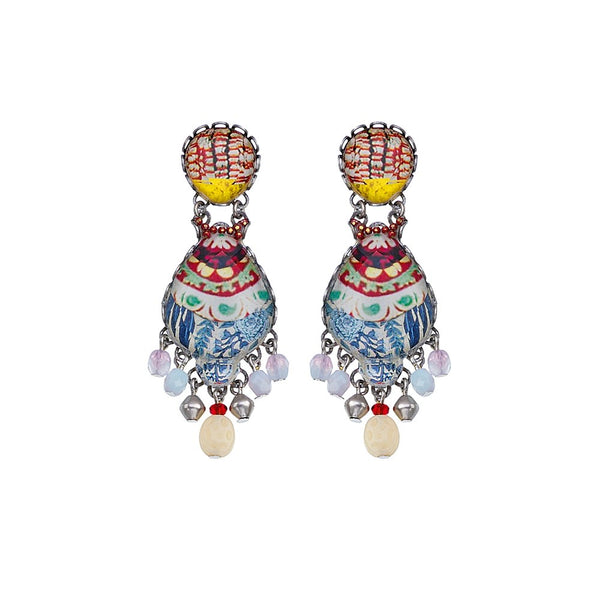 Silent Dream Earrings - Alma R1059