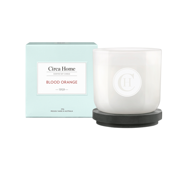 Circa Home Soy Candle - Blood Orange