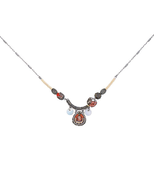 Caribbean Island - Everly Necklace C3067