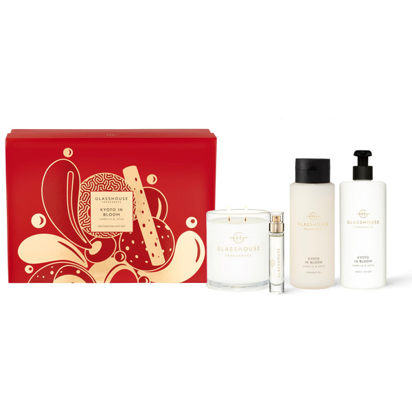 Destination Gift Set - Kyoto in Bloom