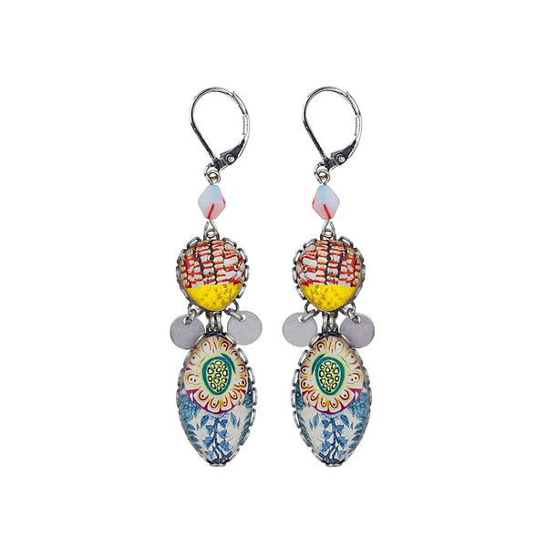 Silent Dream Earrings - Gaya R1061