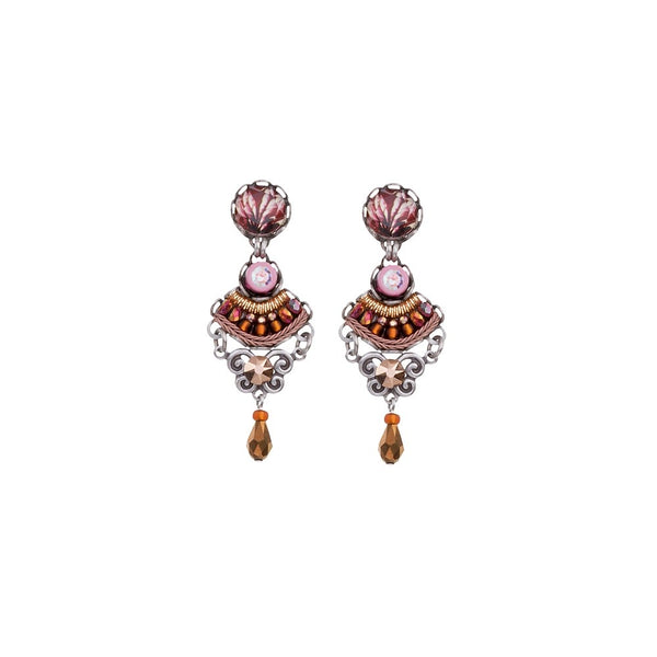 Ayala Bar Earrings - C1031