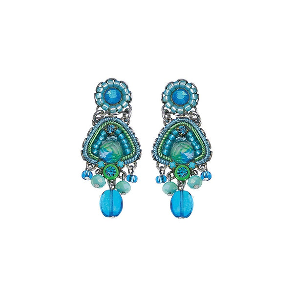 Ayala Bar earrings - Riviera Leonie