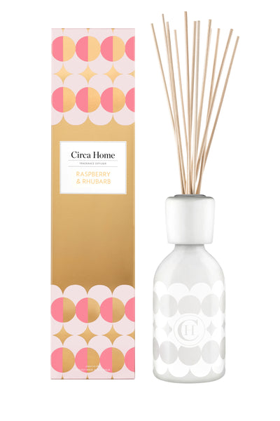 Circa Home Limited Edition Diffuser - Raspberry & Rhubarb