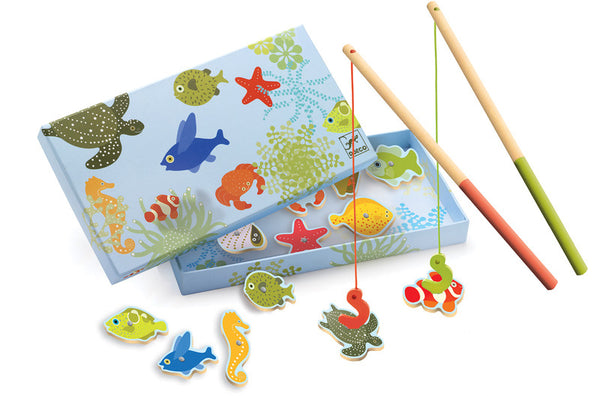 Magnetic Fishing Game - Tropic