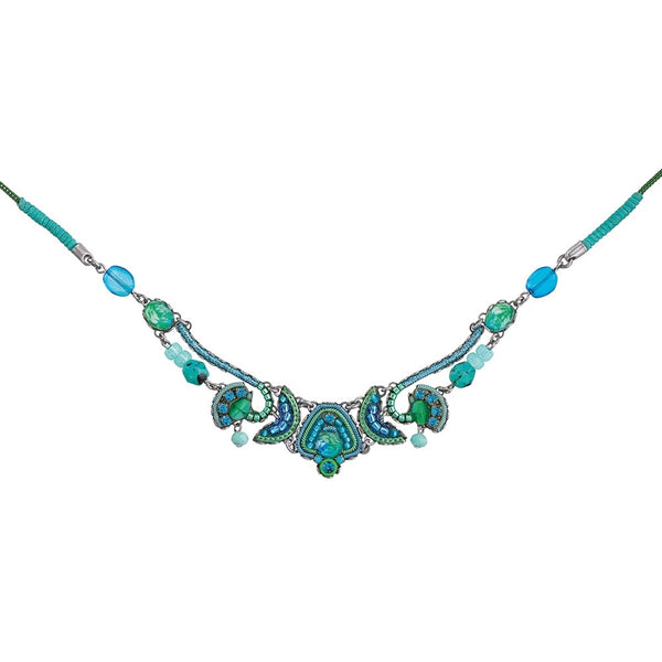 Ayala Bar Necklace - Riviera Swell