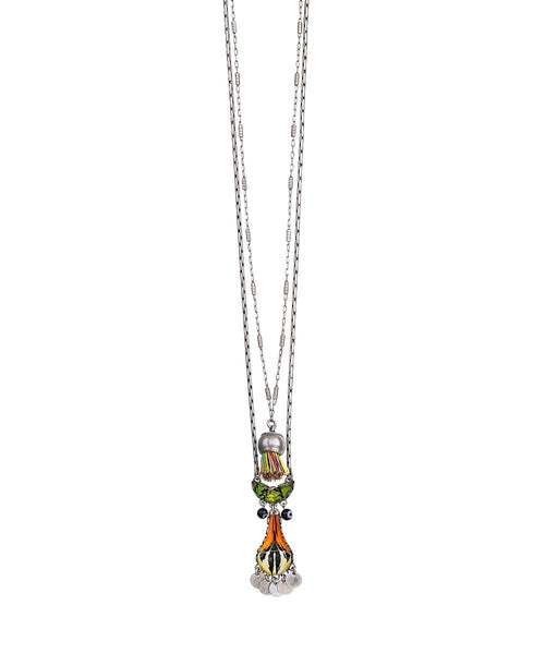 Swing Song - Spring Necklace R3042