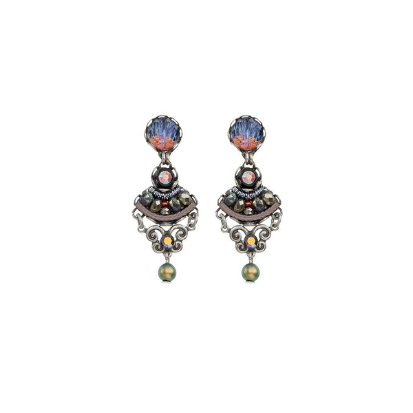 Ayala Bar Earrings - C1015
