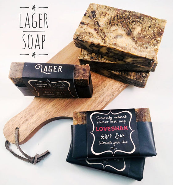 Loveshak Soap Bar - Lager