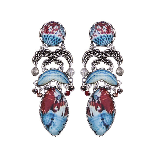 Ayala Bar Earrings - Blue Note Alicia