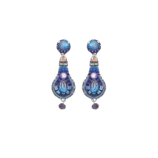 Ayala Bar Earrings - C1062