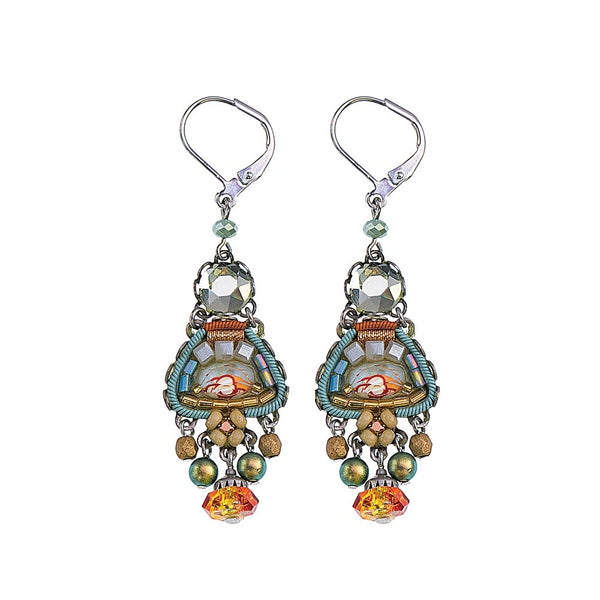 Ayala Bar Earrings - Rhine Antonia