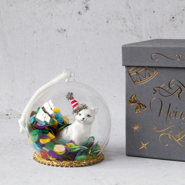 Kitty Dome With Gift Box