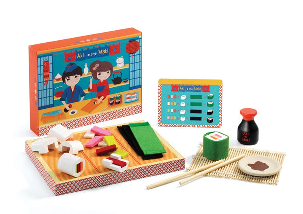 Role Play Set - Sushi