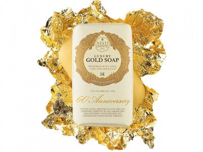 Luxury Gold Soap Bar