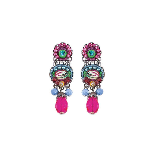 Ayala Bar Earrings - Danube Ariel