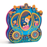 Magnetic Princess Carriage Set