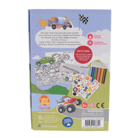 Colouring Set - Cars & Trucks