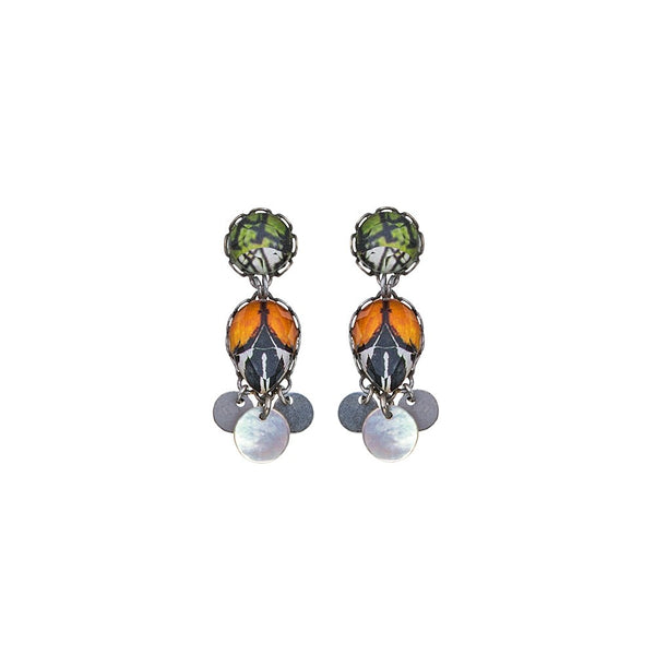 Swing Song Earrings - Como R1078