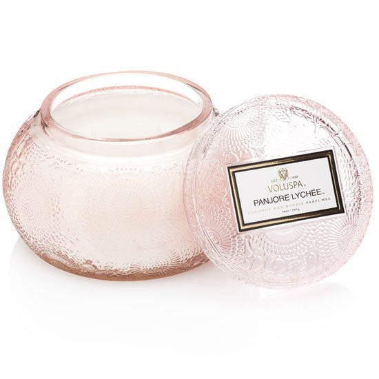 100 Hour Glass Bowl Candle - Panjore Lychee