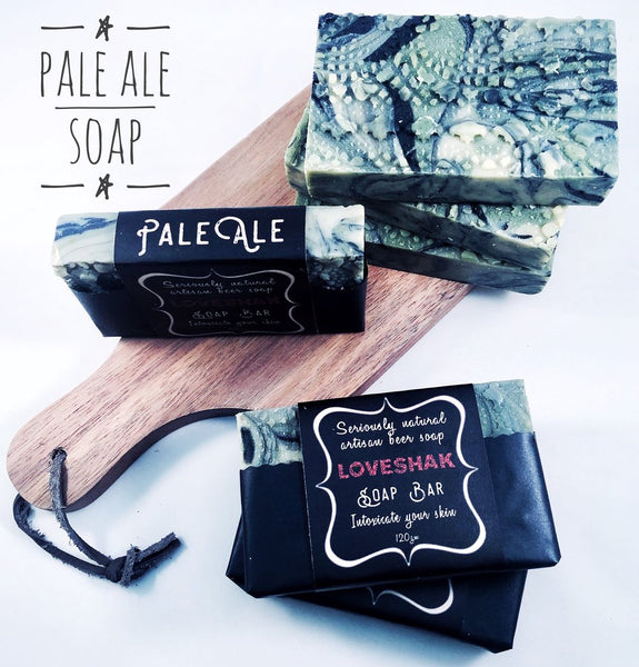 Loveshak Soap Bar - Pale Ale