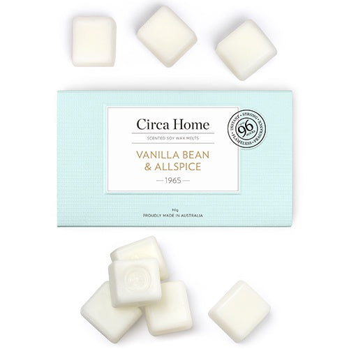 Circa Home Soy Wax Melts -Vanilla Bean & Allspice