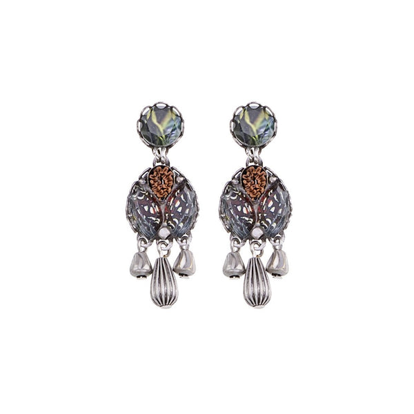 Ayala Bar Earrings - Mother Earth Paloma
