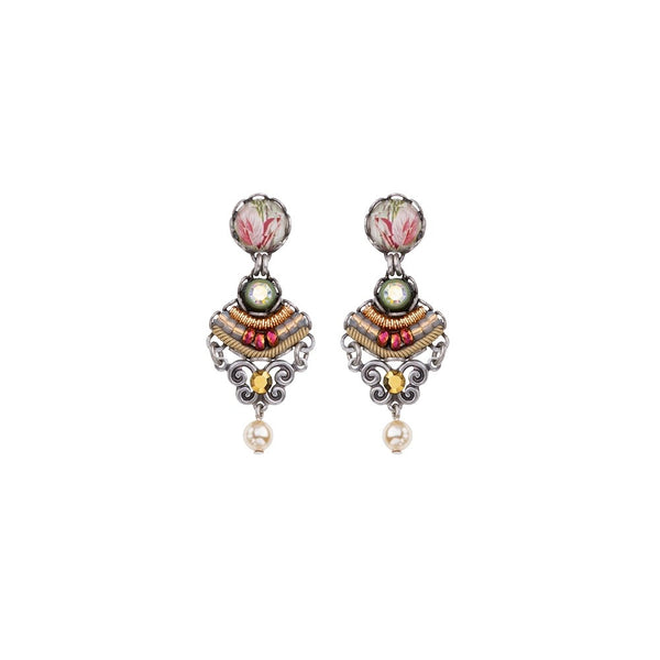 Ayala Bar Earrings - C1047