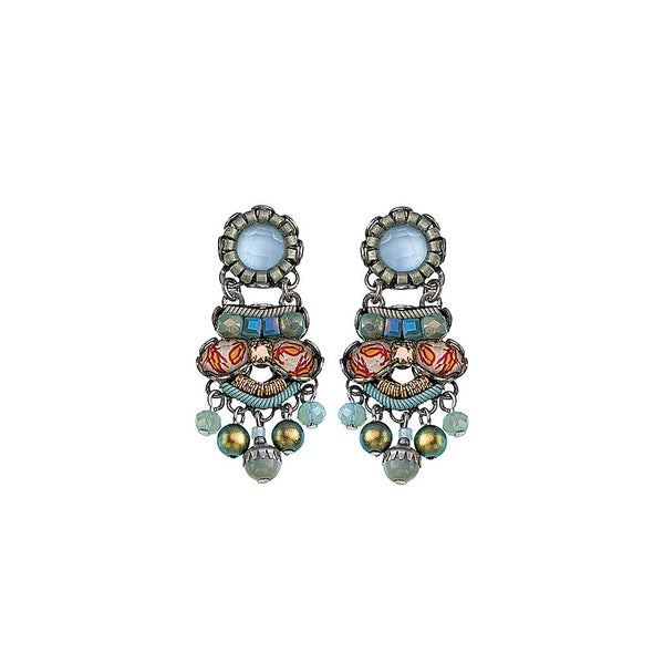 Ayala Bar Earrings - Rhine Arden