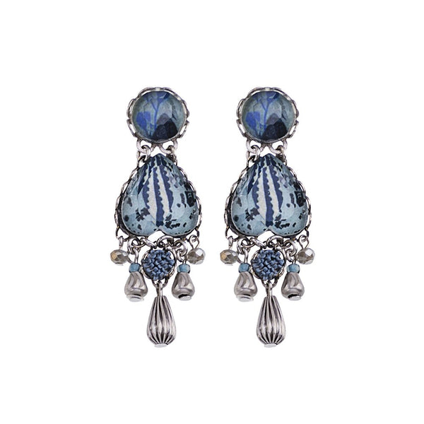 Ayala Bar Earrings - Dream Weaver Amalfi