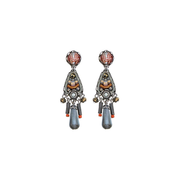 Caribbean Island - Wind Earrings C1118