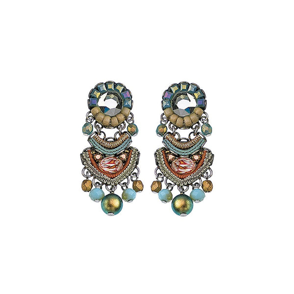Ayala Bar Earrings - Rhine Annora